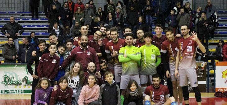 Serie C. Spettacolo Monterotondo davanti a 300 tifosi: 3-0 a Roma7