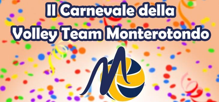 La Volley Team festeggia il Carnevale!
