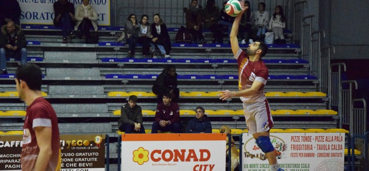 Serie C. Al palazzetto super sfida Volley Team-Latina