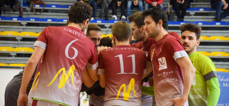 Sg Volley Roma-Monterotondo: tutto pronto per il grande spettacolo