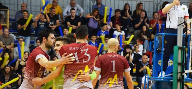 Volley Team Monterotondo: il calendario ufficiale della Serie C