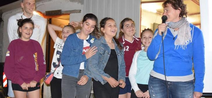 La festa di fine stagione della Volley Team Monterotondo