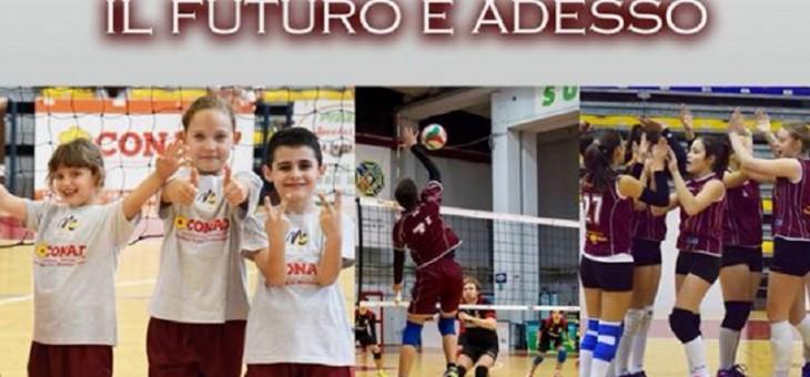 """Volley Team Monterotondo – """"Il futuro è adesso"""".  (scarica il modulo d'iscrizione)"""