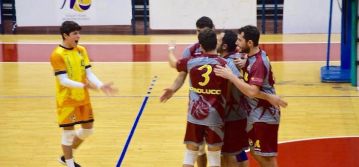 Serie C. Monterotondo cade al tie break: 2-3 per Sempione