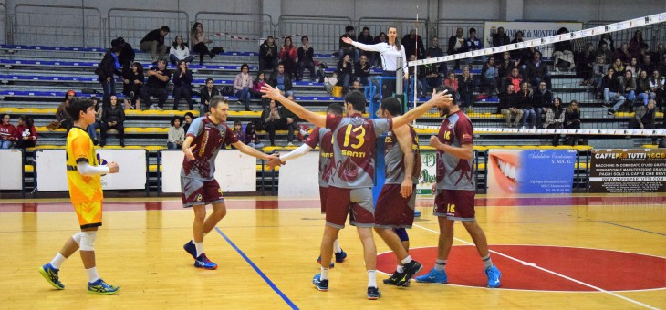 Volley Team Monterotondo ai playoff per accedere in Serie B