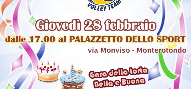 Festa di Carnevale della Volley Team Monterotondo