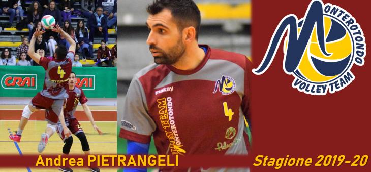 """Serie C. In mani sicure con Andrea Pietrangeli: """"Monterotondo ambiente ideale"""""""