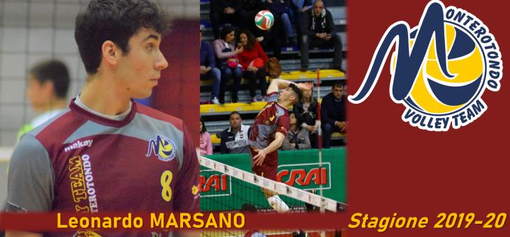 """Serie C. Marsano giovane capitano: """"Un sogno che si realizza"""""""