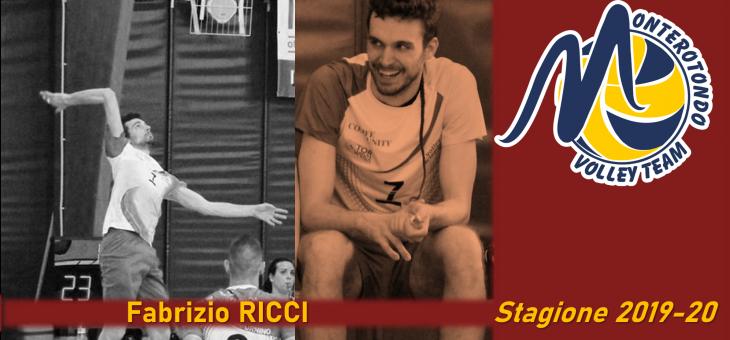 """Serie C. Colpo Ricci per Monterotondo: """"Voglio portare in alto questi colori"""""""