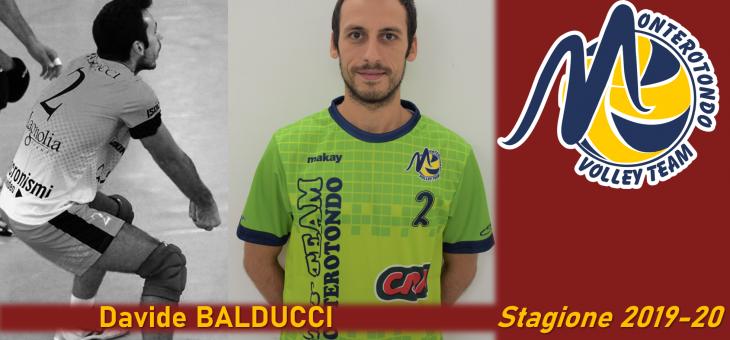 """Serie C. Il nuovo libero Balducci si presenta: """"Monte, insieme per un salto di mentalità"""""""