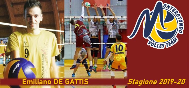 """Serie C. De Gattis: """"Lavoriamo per un sogno"""""""