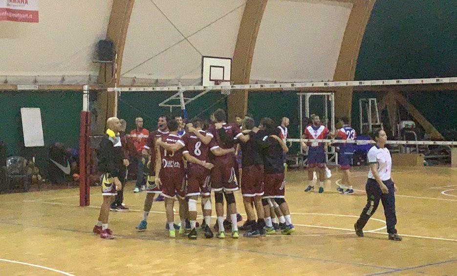 Serie CM. Monterotondo vince e convince: 3-0 al Valsugana