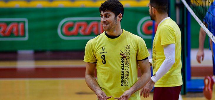 Edoardo Paolucci MVP di Monterotondo-Zagarolo