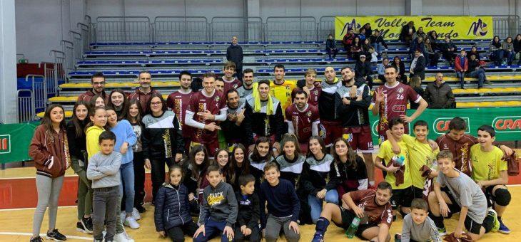 Serie C. La vittoria del gruppo: Monterotondo-Anagni 3-0