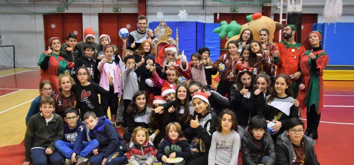 La Grande Festa di Natale della Volley Team (FOTO)