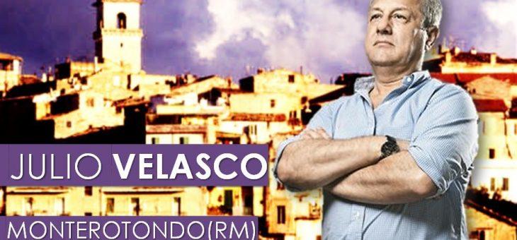 Julio Velasco a Monterotondo il 24 febbraio