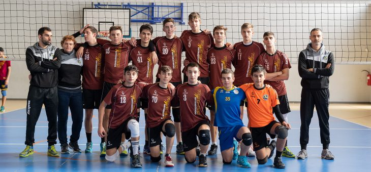 U18M: la Volley Team è vice campione di Roma