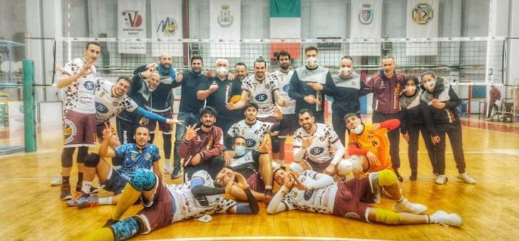 Monterotondo, sei nella storia: il 3-0 alla Fenice vale i playoff per la Serie A