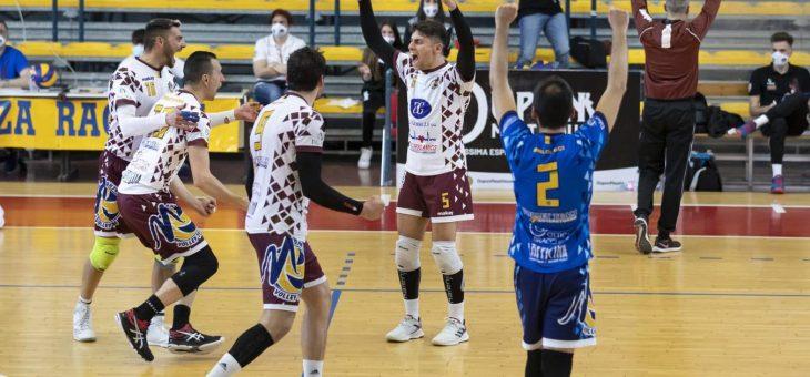 Monterotondo esplode di gioia: 3-2 al Grosseto in gara 1 dei playoff per la Serie A