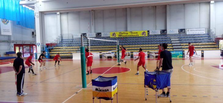 La Nazionale della Tunisia in ritiro a Monterotondo per preparare le Olimpiadi di Tokyo