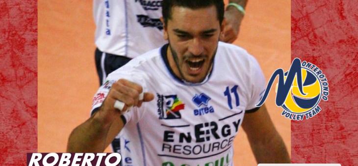 """Monterotondo sogna in grande con Corti, l'opposto campione della Serie B: """"Noi alla pari con tutti"""""""